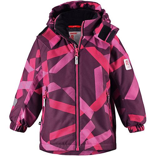 Утеплённая куртка Reima Maunu - розовый от Reima