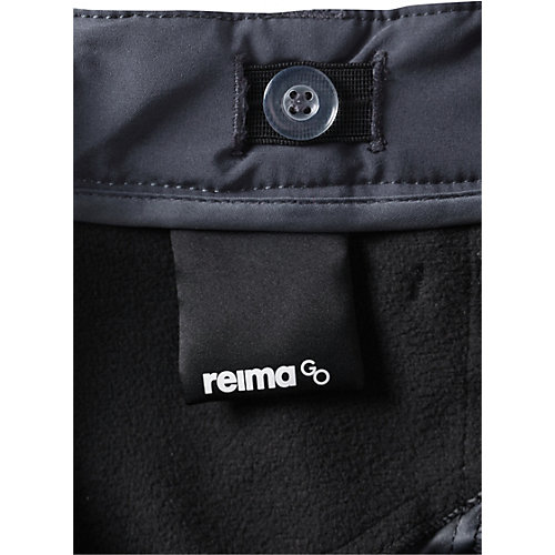 Брюки Reima Mighty - черный от Reima