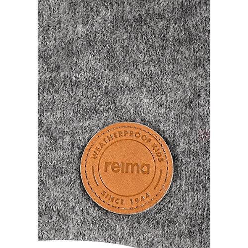 Шапка Reima Kauris - серый от Reima
