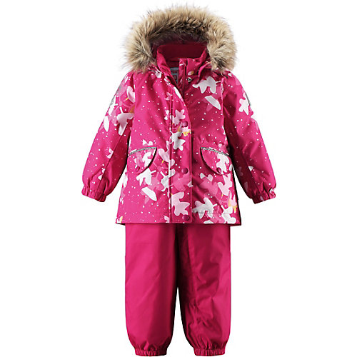Комплект Reima Mimosa: куртка и полукомбинезон - розовый от Reima