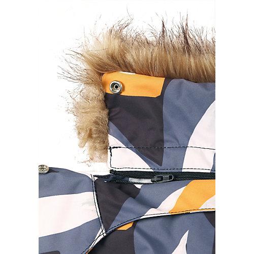 Утеплённая куртка Reima Muhvi - черный от Reima