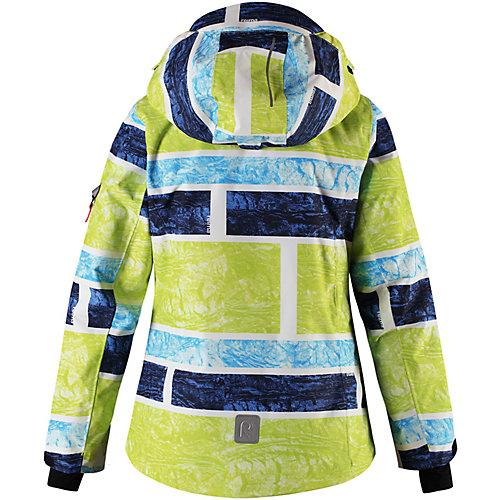 Утеплённая куртка Reima Frost - желтый от Reima