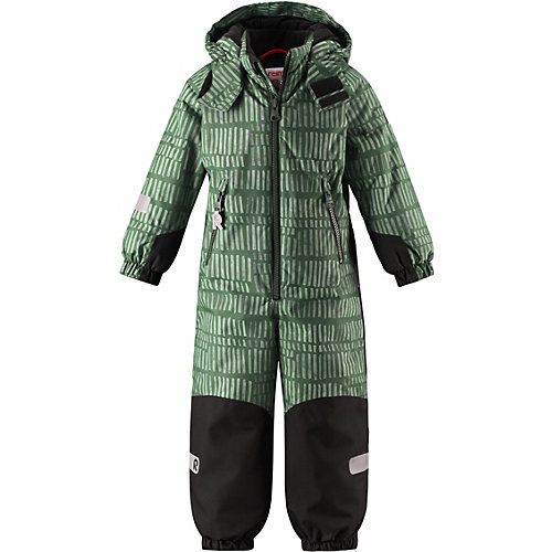 Утепленный комбинезон Reima Snowy - зеленый от Reima