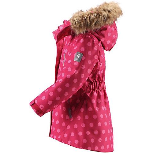 Утеплённая куртка Reima Muhvi - розовый от Reima
