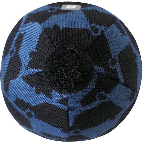 Шапка-шлем Reima Aibmu - синий деним от Reima