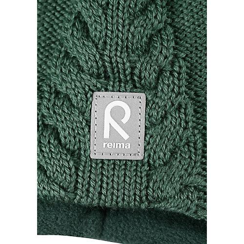 Шапка Reima Kengis - зеленый от Reima