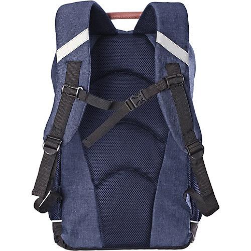 Рюкзак Reima Pakaten 30х47х17 см - синий деним от Reima