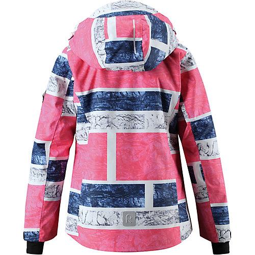 Утеплённая куртка Reima Frost - красный от Reima