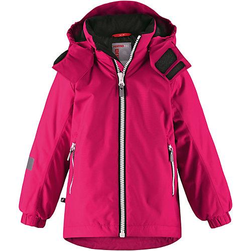 Утеплённая куртка Reima Reili - розовый от Reima