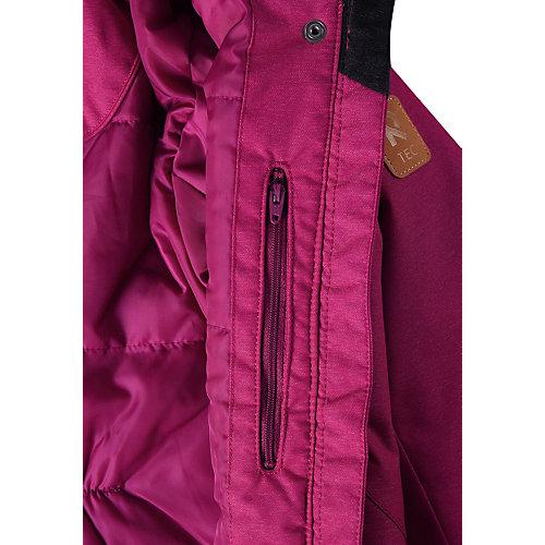 Утепленная Reima куртка Inari - розовый от Reima