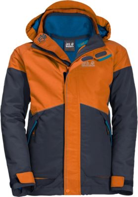 Kinder 3in1 Outdoorjacke POLAR WOLF, Jack Wolfskin