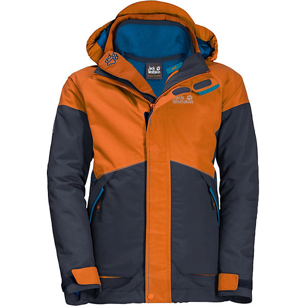 Kinder 3in1 Outdoorjacke POLAR WOLF