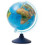 Глобус Земли Globen, ландшафтный рельефный, 250мм.
