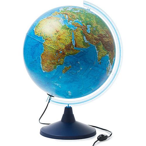 Глобус Земли Globen, физико-политический, с подсветкой, 400мм. от Globen