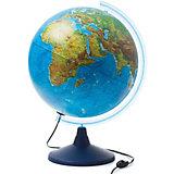 Глобус Земли Globen, физико-политический, с подсветкой, 400мм.
