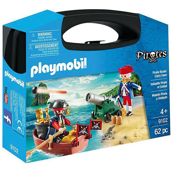 """Конструктор Playmobil """"Возьми с собой"""" Охотник за сокровищами"""