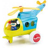 Вертолет Viking Toys Jumbo, с 2 фигурками