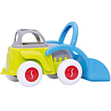"Машинка Viking Toys ""Fun Color"" Трактор с ковшом, 21 см"