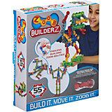 """Контруктор ZOOB """"Builder-Z"""", 55 деталей"""