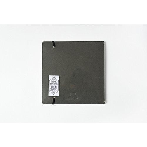 """Скетчбук для акварели Малевичъ """"Satin"""", Shammy grey, 16 листов, 21х21 от Малевичъ"""