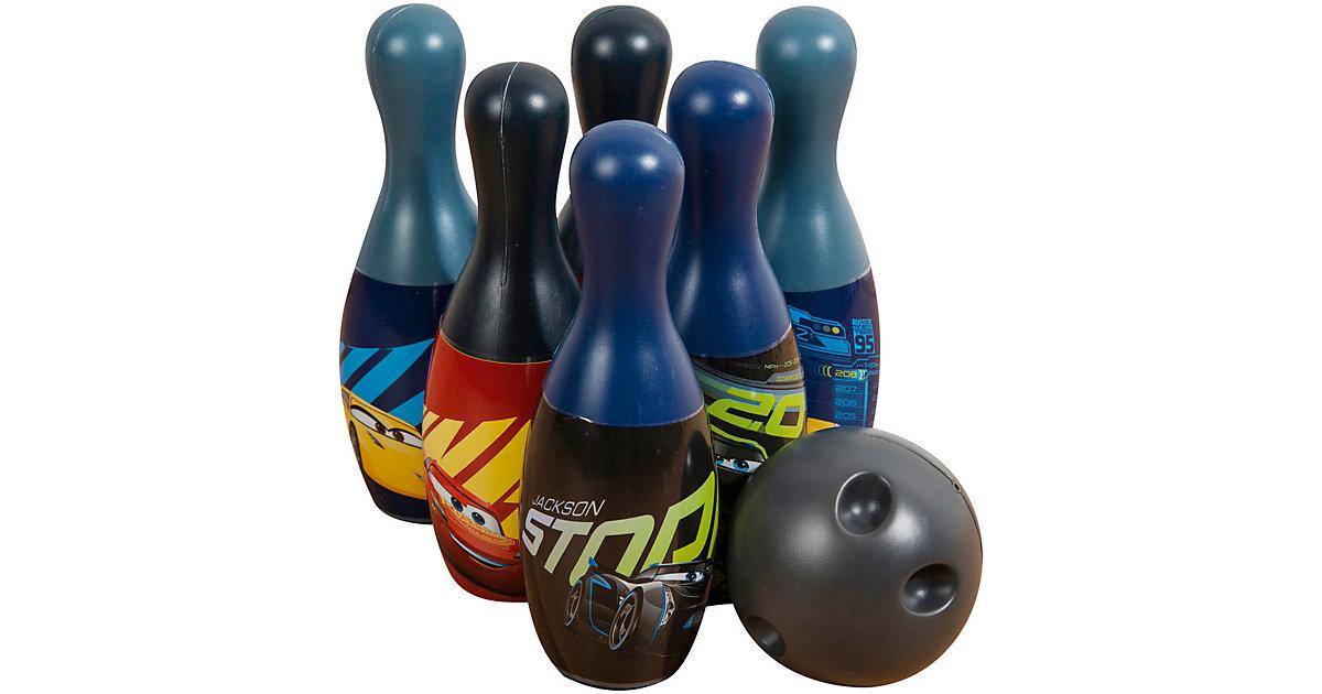 Cars 3 Bowling-Set, 7-tlg.