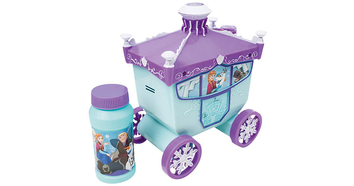 Sambro · Frozen Elsa Seifenblasenmaschine, 2-tlg.