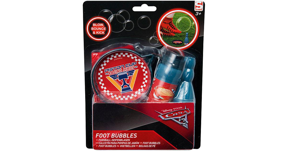 Cars Fussball-Seifenblasen, 4-tlg.
