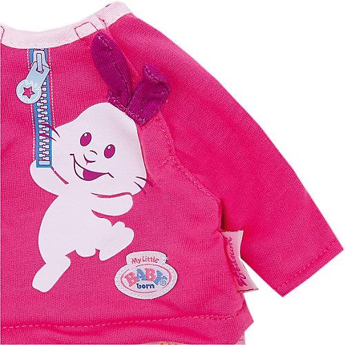 "Одежда для куклы Zapf Creation ""My little BABY born"" Костюмчик, розовый от Zapf Creation"