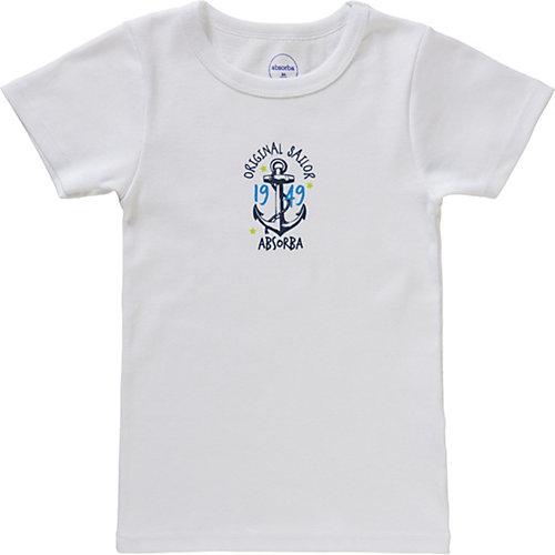Absorba Unterhemd Gr. 128 Jungen Kinder | 03223774604091