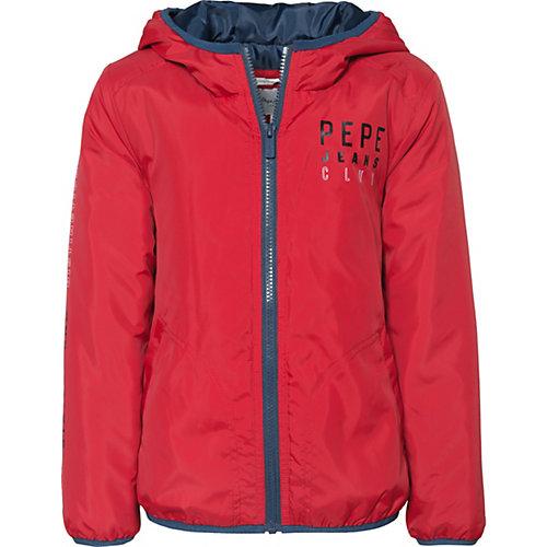 Pepe Jeans Übergangsjacke MARK Gr. 140 Jungen Kinder | 08434538622618