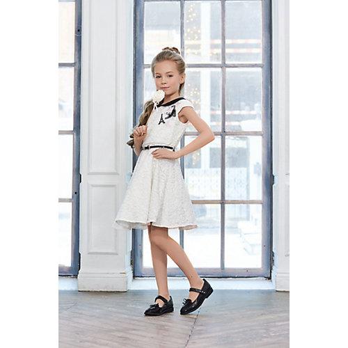 Платье Choupette для девочки - белый