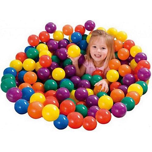 Шары для манежа и сухого бассейна King Kids, 100 штук, диаметр 65 мм. от King kids