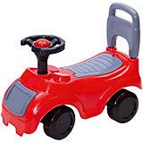 Каталка-автомобиль DOLU, красная