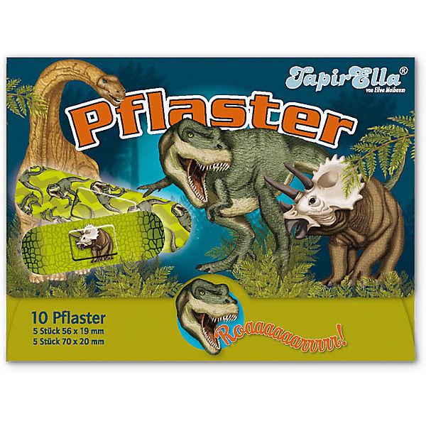 Pflasterbriefchenset Dinosaurier T-Rex, 20 Stück, TapirElla