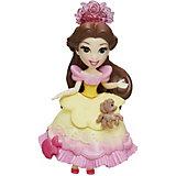 """Мини-кукла Disney Princess """"Маленькое королевство"""" Белль, 7,5 см"""