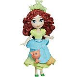 """Мини-кукла Disney Princess """"Маленькое королевство"""" Мерида, 7,5 см"""