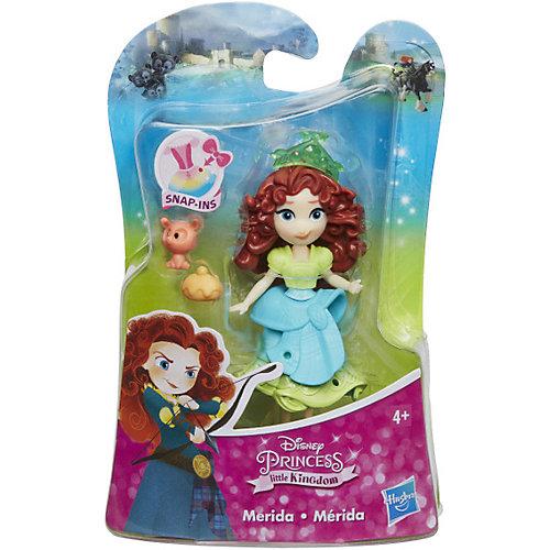 """Мини-кукла Disney Princess """"Маленькое королевство"""" Мерида, 7,5 см от Hasbro"""