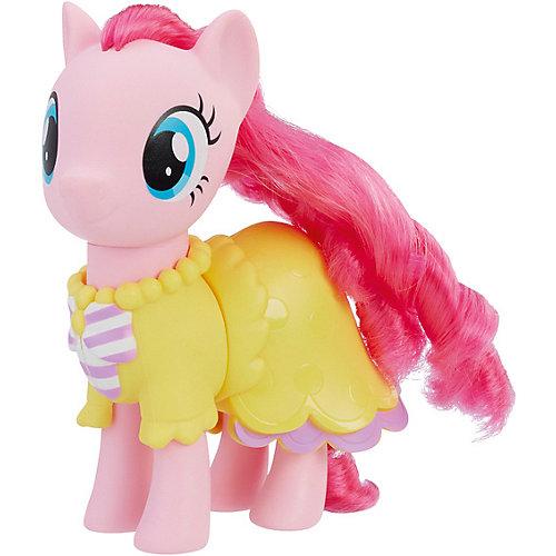 """Игровой набор My Little Pony """"Сияние пони-модницы"""" Пинки Пай с аксессуарами, 15 см от Hasbro"""