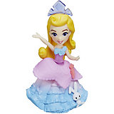 """Мини-кукла Disney Princess """"Маленькое королевство"""" Аврора, 7,5 см"""