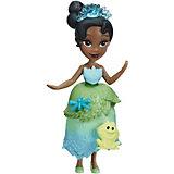 """Мини-кукла Disney Princess """"Маленькое королевство"""" Тиана, 7,5 см"""