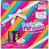 """Игоровой набор Spin Master """"Party Popteenies"""" Коробка с сюрпризом"""