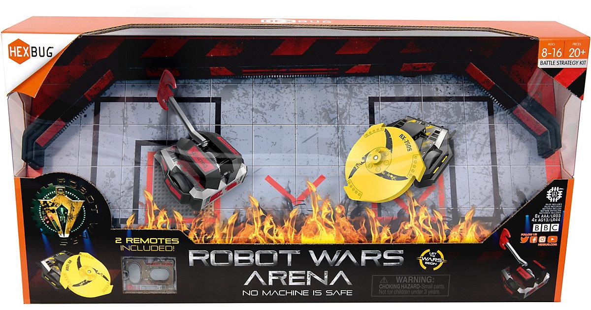 Robot Wars Arena by HEXBUG