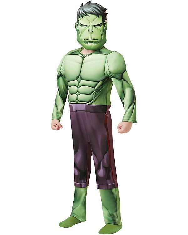 Kostüm Hulk Avengers Assemble Deluxe, Marvel Avengers