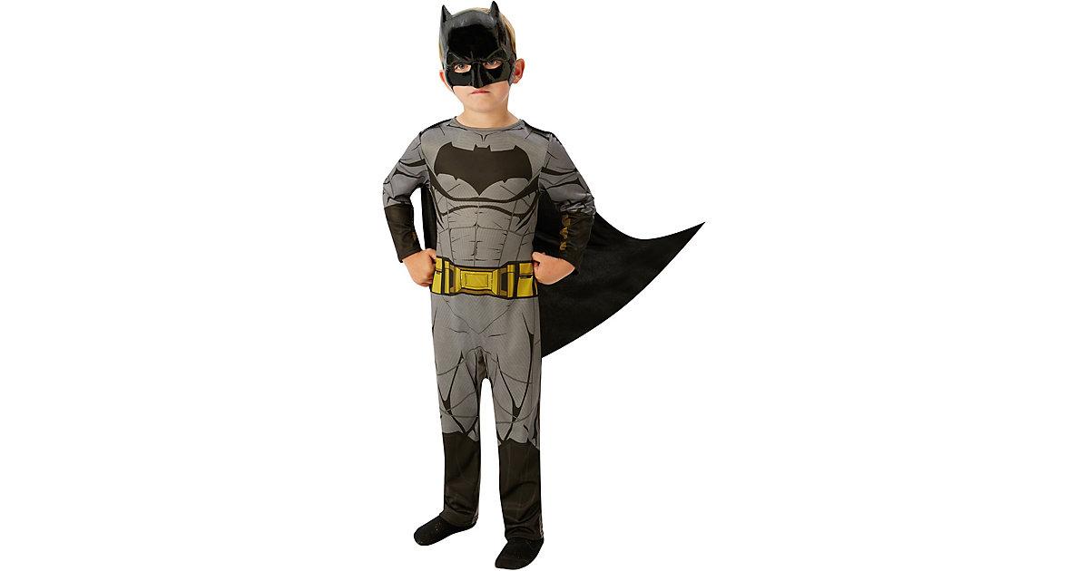 Kostüm Batman Justice League Classic mehrfarbig Gr. 122/128 Jungen Kinder