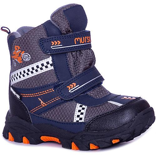Утепленные ботинки MURSU - синий от MURSU