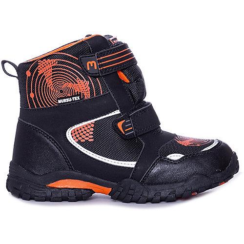 Утепленные ботинки MURSU - черный от MURSU