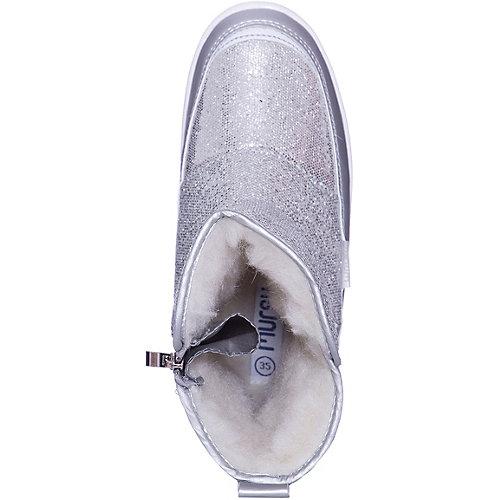 Дутики MURSU - серебряный от MURSU