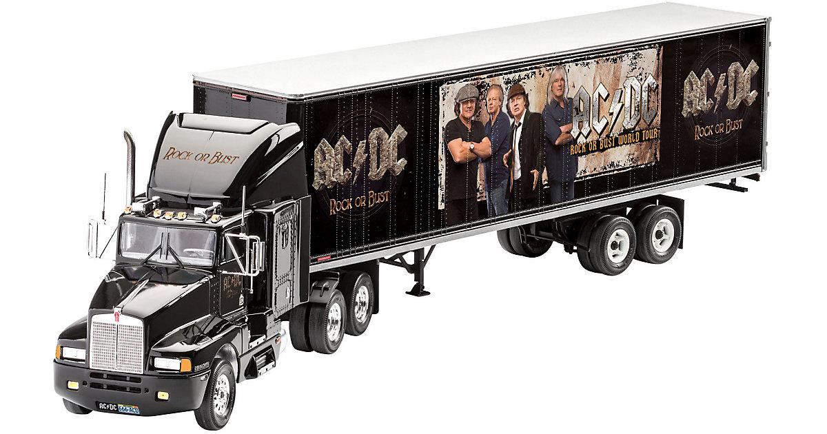 Revell Modellbausatz Geschenkset Truck&Trailer´´AC/DC´´
