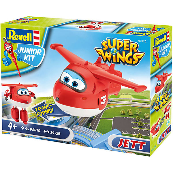 Revell Junior Kit Super Wings Jett