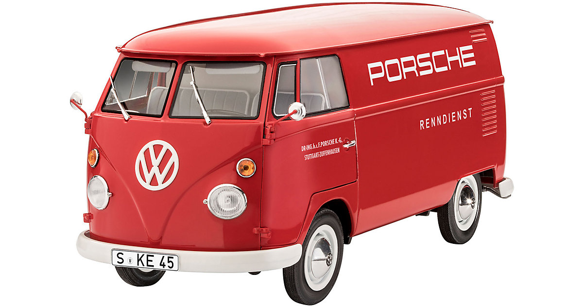 Revell Modellbausatz VW T1 Kastenwagen